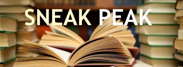Sneek peak