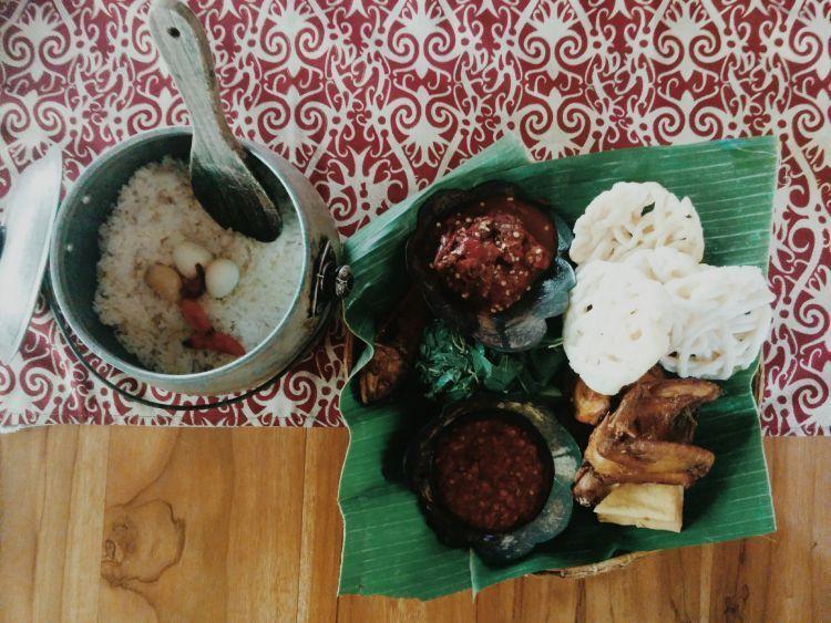 Belajar masak, buar gak malu-maluin Indonesia