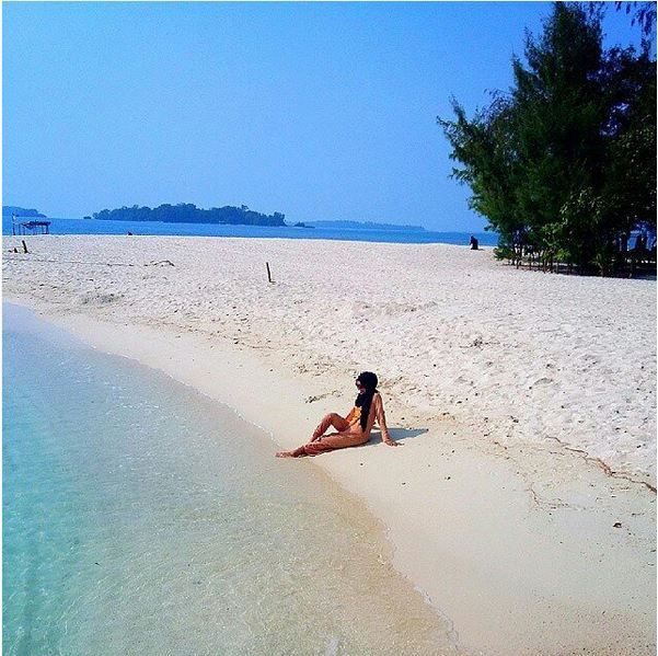 Menikmati Kepulauan Seribu