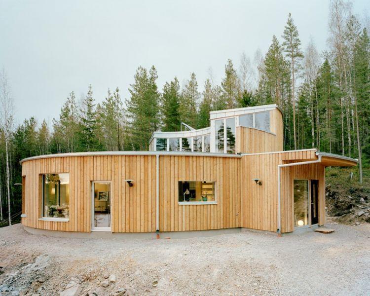Desain rumah unik dan nyentrik