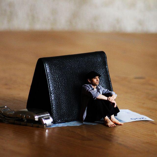 Money is Power (Achraf Baznani)