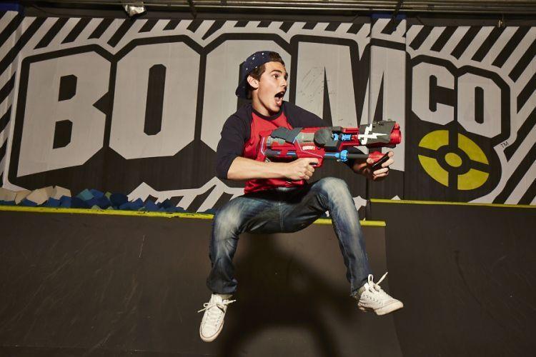 Boomco target shooting