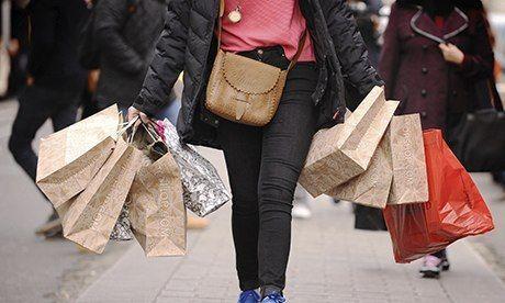 Belanja terus sampai mati (Efek Rumah Kaca)