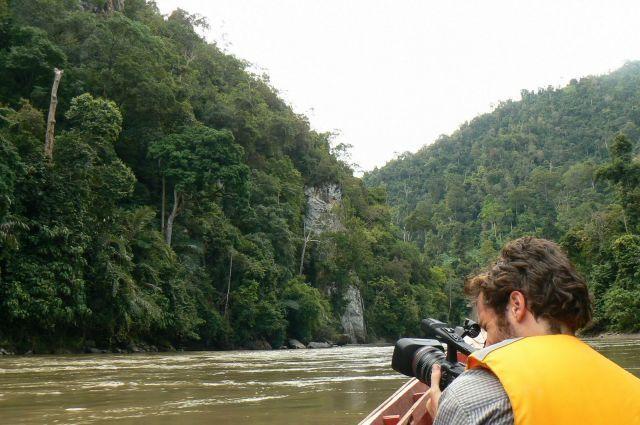 Sungai Alas Taman Nasional Gunung Leuseur