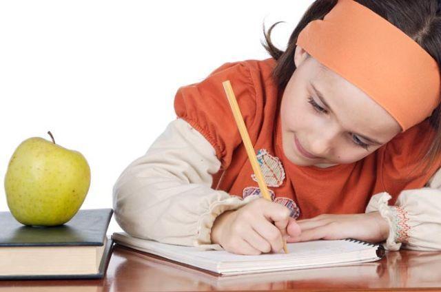 Anak menulis cerita