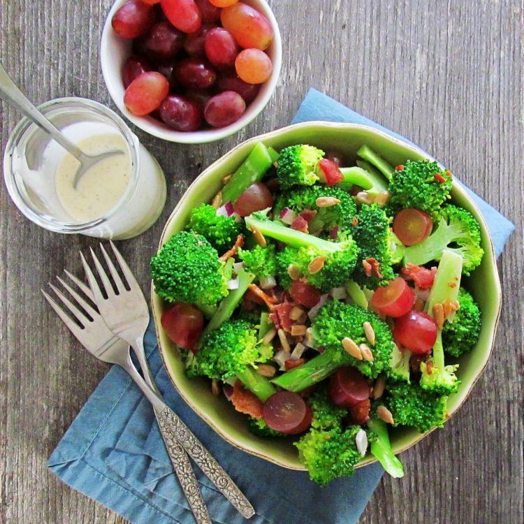 Brokoli yang dkukus kaya vitamin K dan Vitamin D
