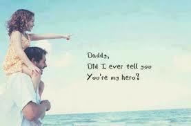 Bapakku, Pahlawanku.