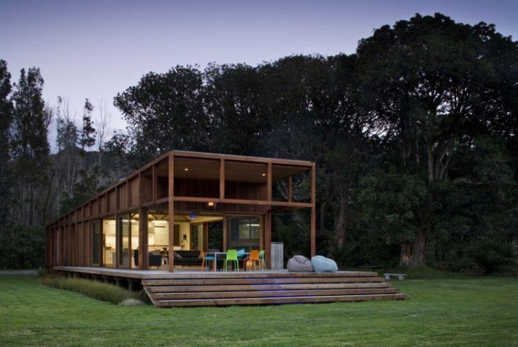 Ide rumah yang unik dan nyentik