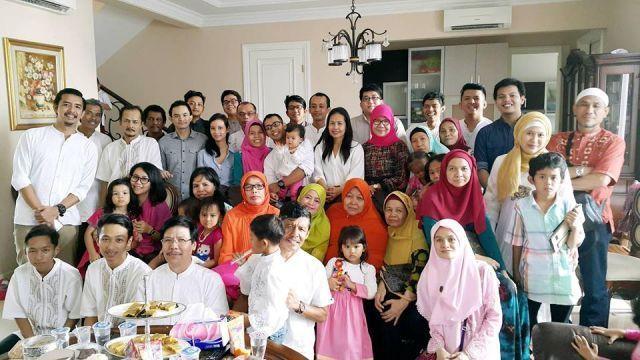 Kumpul keluarga besar
