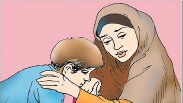 Ridho Allah sama dengan Ridho Ibu