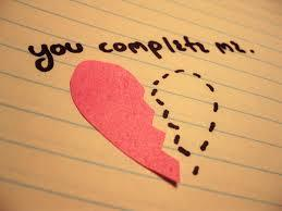 No one else can break my heart like you..