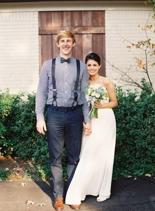 Busana pernikahan cowok keren