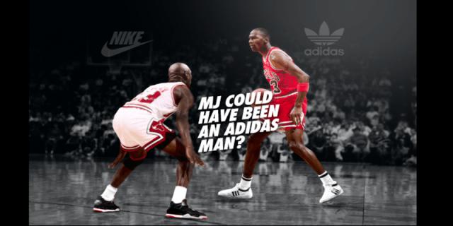 Michael Jordan hampir menjadi