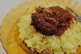 Nasi kuningnya kakaa