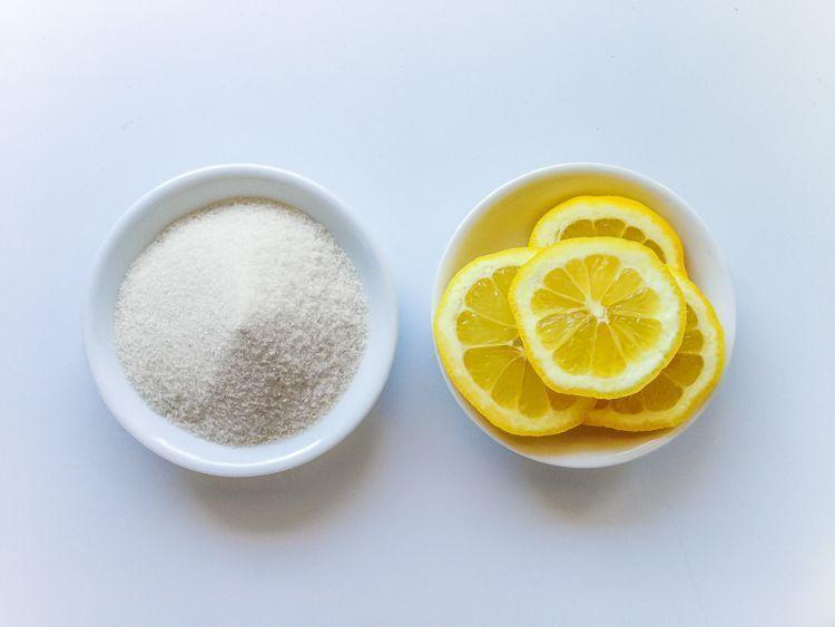 Lemon dan gula