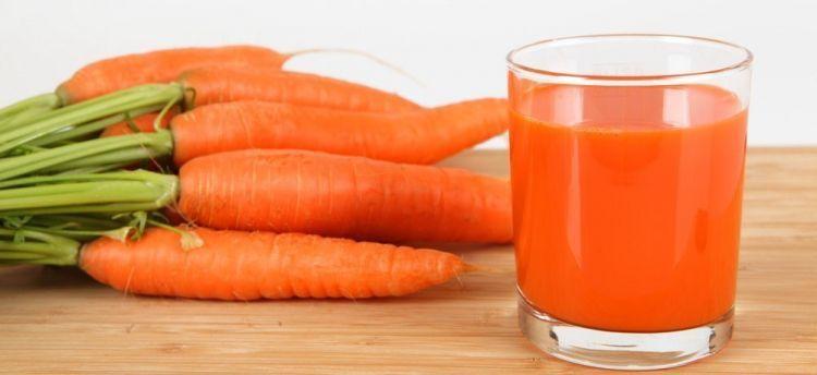 Jus wortel