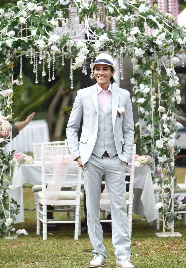 Busana pengantin cowok
