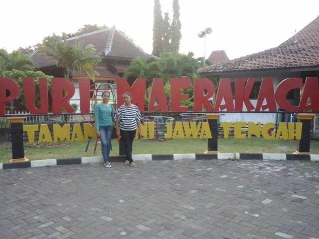 Taman Mini Jawa Tengah