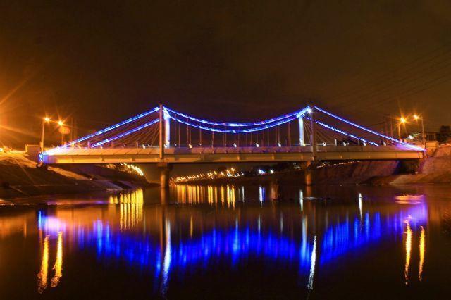 Jembatan Biru