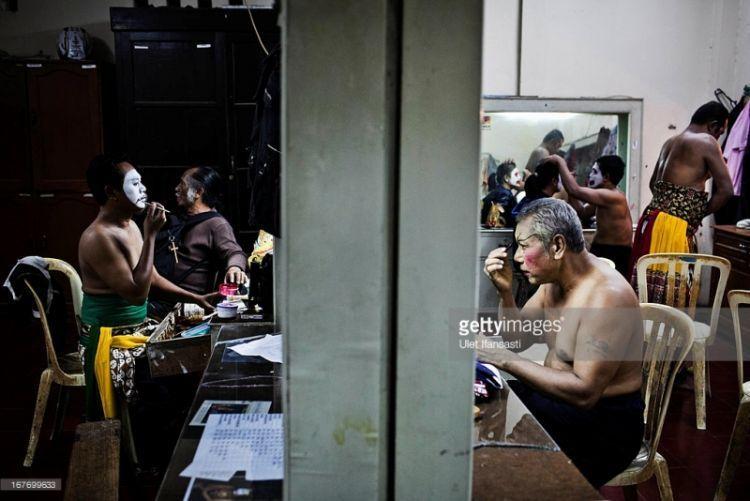 Kesenian Wayang Orang di Sriwedari