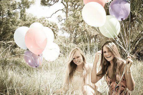 girl laugh