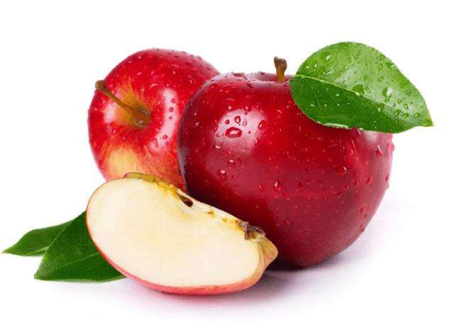 Fresh apple..!Hmm..