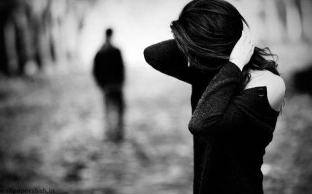 Sad Girl Alone