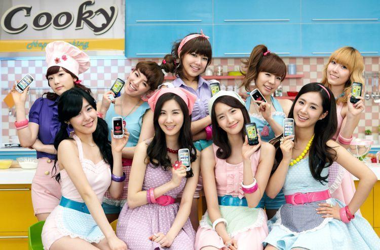 Girls' Generation / Wikimedia Commons