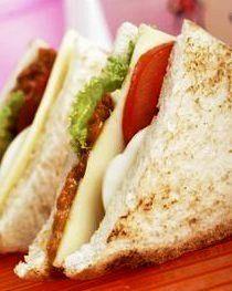 Sandwich tuna