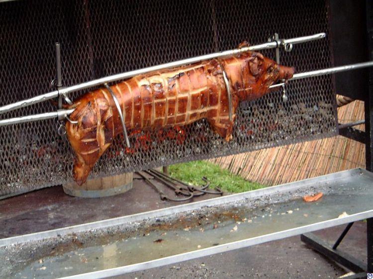 Babi guling | Wikimedia Commons