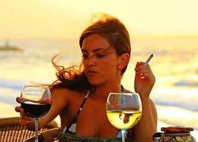 Habis makan enaknya merokok
