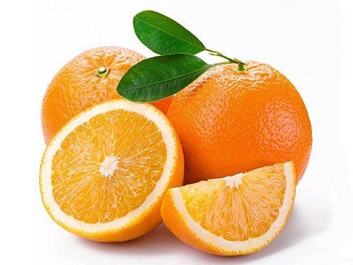 fresh sunkist-orange!