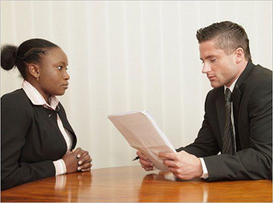 Berlatih interview bisa membantu mengurangi rasa gugup