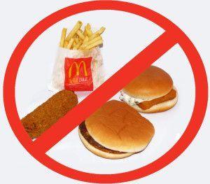 no junkfood..!!