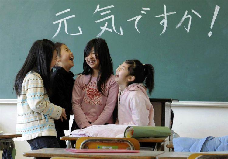 Kalau anak di Jepang kita, harusah kita mengurangi tingkat stres di pendidikan kita?