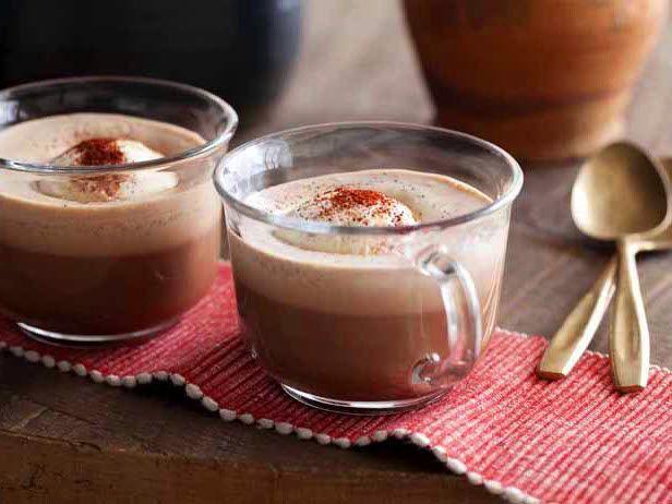 Susu cokelat + garam