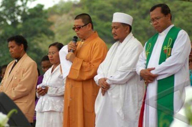 Salatiga menjadi contoh kota dengan toleransi antar umat beragama