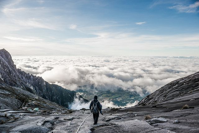 Kinabalu Descent