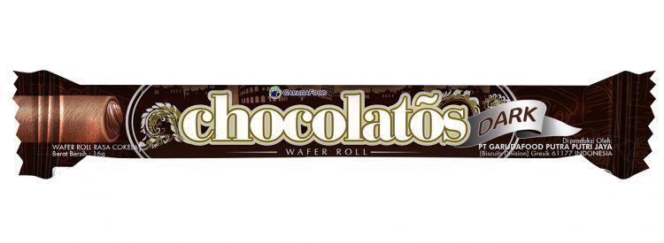 Pilih camilan yang dark chocolatenya kaya