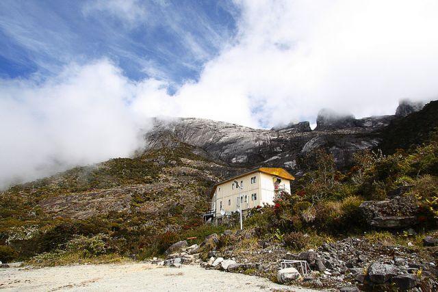 Laban Rata Resthouse Mount Kinabalu Sabah North Borneo