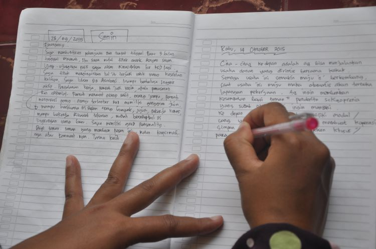Mbak Hayu tetap bermimpi punya pabrik Al-Quran