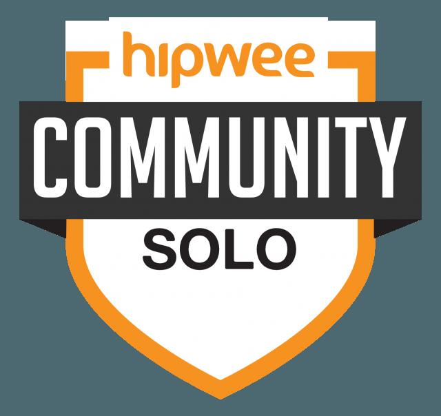 Logo Hipwee Community Solo