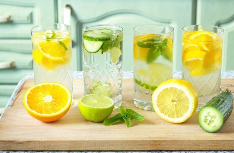 Sassy water! <3