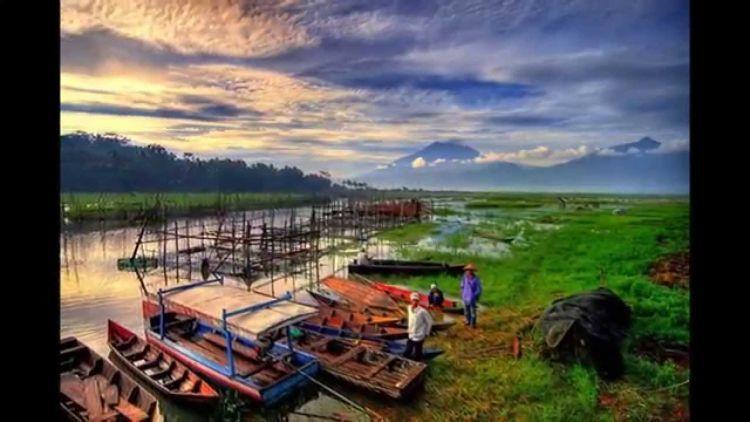 Danau Rawa Pening hanya 20 menit dari Salatiga, recommended buat dijelajah