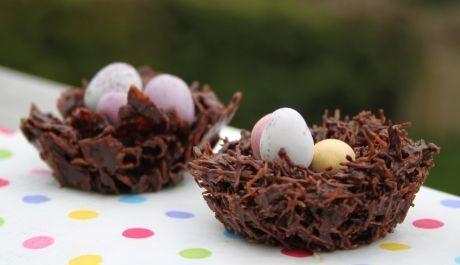 Nest cornflake