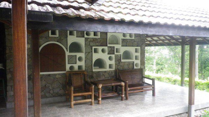 Rumah para biarawati OCSO, tempat merayakan keheningan di lereng Gunung Merbabu (Photo Credit: Natalia Dewi)