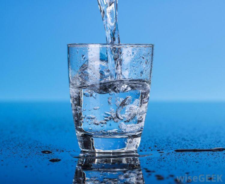 Air putih aja!