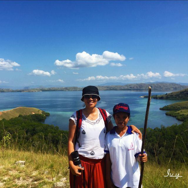 pulau rinca dan keindahannya