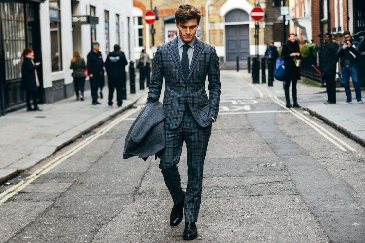 Lelaki Masa Kini tahu cara berpakaian