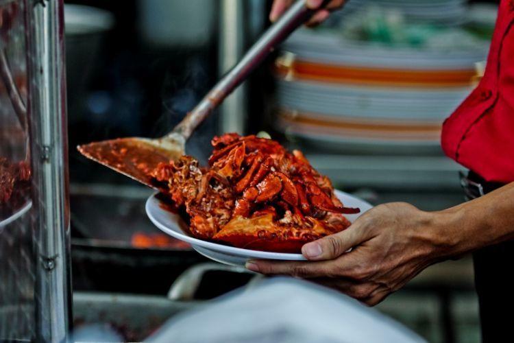 Kepiting Cak Gundul